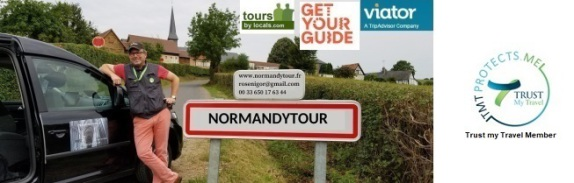 PRIVATE TOURS NORMANDY